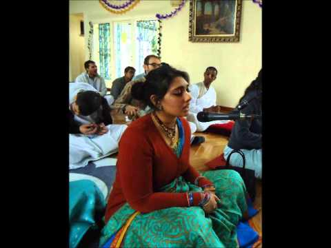 Gauranga Bolite Habe - Radha