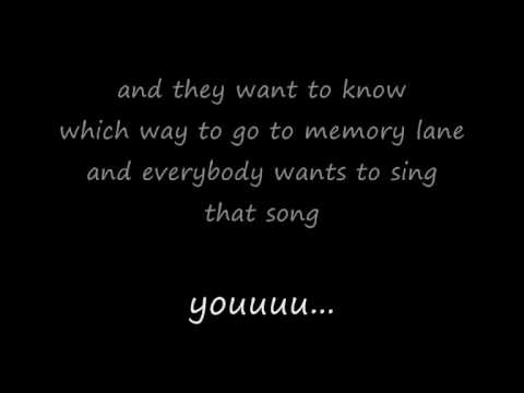 Adeaze - Memory Lane w/ Lyrics (on screen)