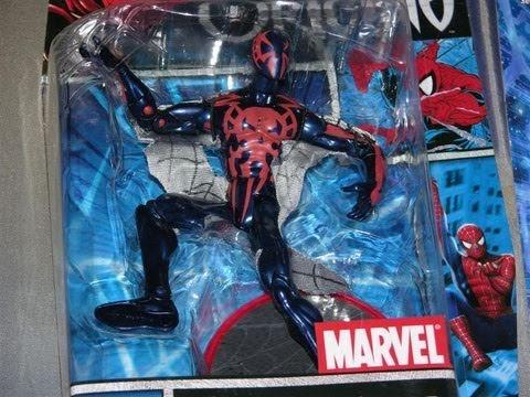 Marvel Spider-Man Origins SPIDER-MAN 2099 Action Figure Hasbro NEW