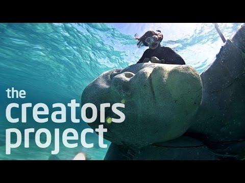Building The World's Largest Underwater Sculpture