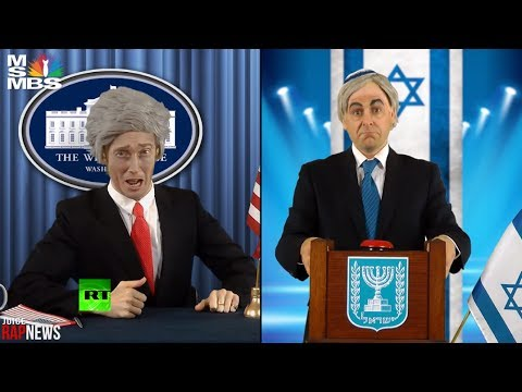Juice Rap News: Israel vs. Palestine (ft. Kerry, Bibi & Norm