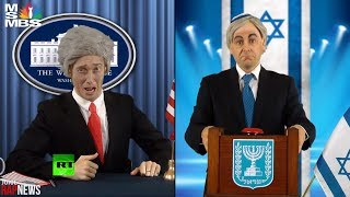 Juice Rap News: Israel vs. Palestine (ft. Kerry, Bibi & Norman Finkelstein)