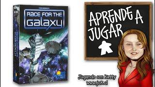 Race for the Galaxy / Galaxia [Juego de Mesa / BoardGame]