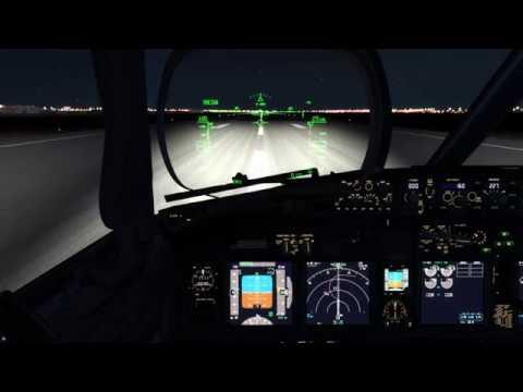 Prepar3D V4.2 | PMDG EgyptAir 737-800NGX | Cairo 23R Departure to London Heathrow |