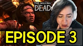 I MADE THE WRONG CHOICE | The Walking Dead Michonne Episode 3 FULL, What We Deserve