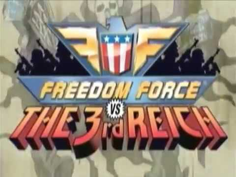 Freedom Force vs  the Third Reich ~ Windows PC