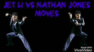 Fearless-Jet Li Vs. Nathan Jones
