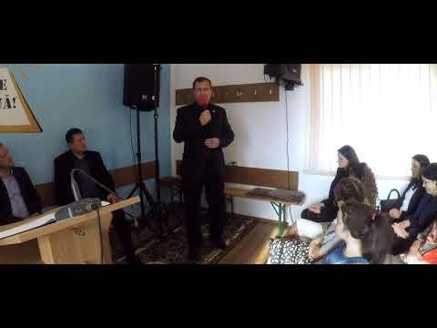 Marturie vindecare 2019 - Evanghelizare Bretea (Hunedoara)