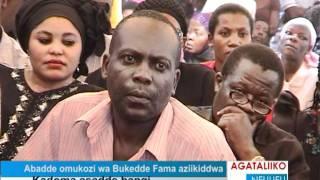 Abadde omukozi wa Bukedde Fama aziikiddwa thumbnail
