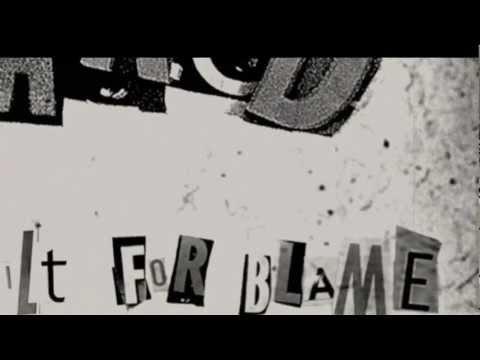 Get Scared 'Built For Blame' OFFICIAL lyric video