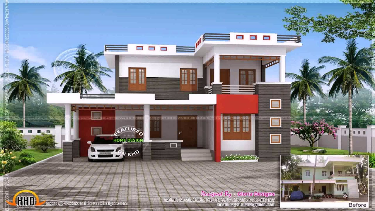 Kerala Home Design 3d Plan