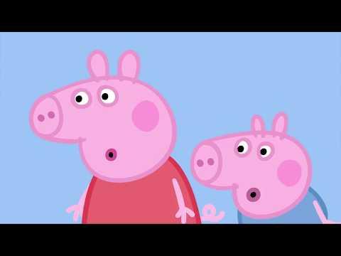 Peppa Pig en Español ❄️ Compilaciòn 14 ❄️Dibujos Animados