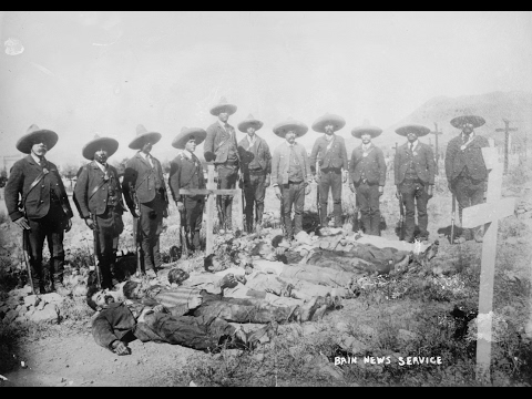 Rare Photographs of Death During the Mexican Revolution (1910's)