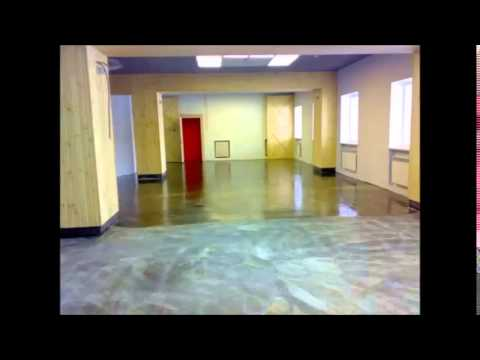 Soci t application peinture epoxy sol youtube - Peinture sol epoxy ...
