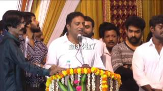 When liablity becomes more ; words freeze : Prakashraj in Tamil Film Producers Council  | nba 24x7