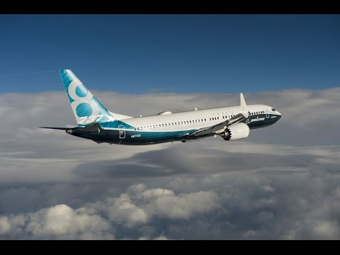 Boeing completes first flight of the 737 MAX