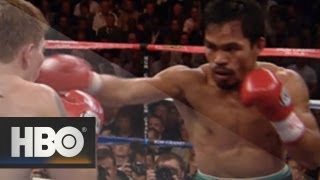 Manny Pacquiao vs. Antonio Margarito: A Look Ahead (HBO Boxing)