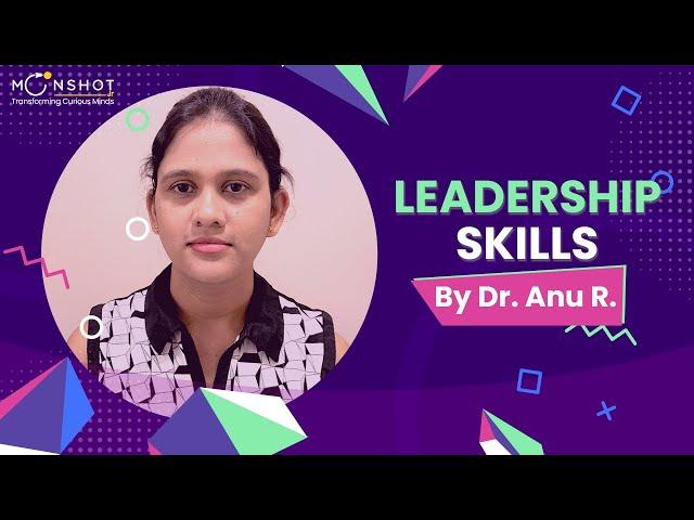 Power of Leadership : Dr. Anu R.