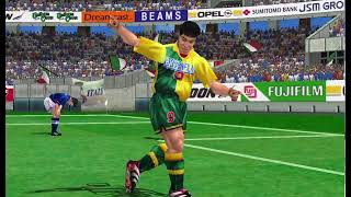 How to unlock FC SEGA - Virtua Striker 2 '99 1