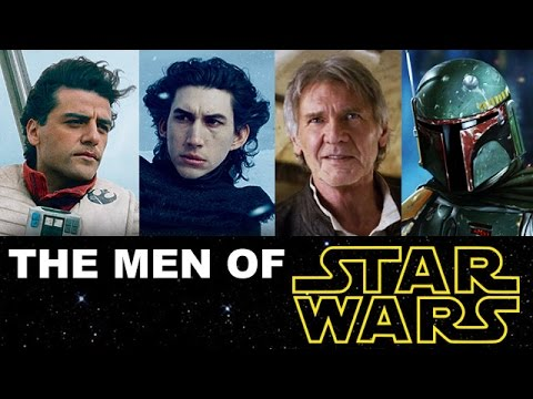 Adam Driver is Kylo Ren, Boba Fett Origin Star Wars Spin-Off, Vanity Fair 2015 - Beyond The Trailer