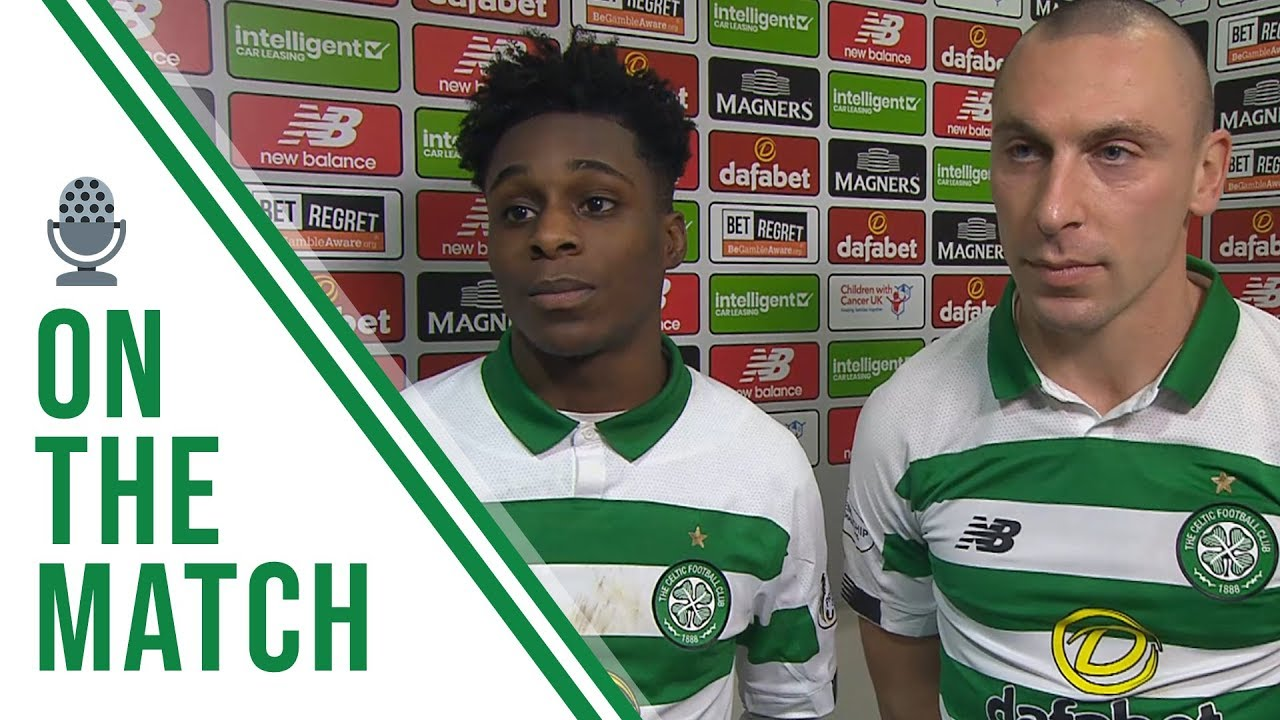 Download Frimpong and Brown on the Match | Celtic 4-0 Livingston | Impressive Celts continue form