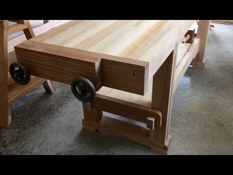 Wood Knot Carpenter No 17 - Moxon Vise