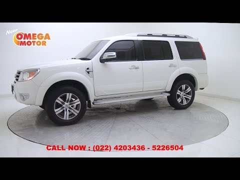 Jual Review Mobil Ford Everest 2 5xlt Limited At Jok Kulit Km 48 000 Sold Youtube