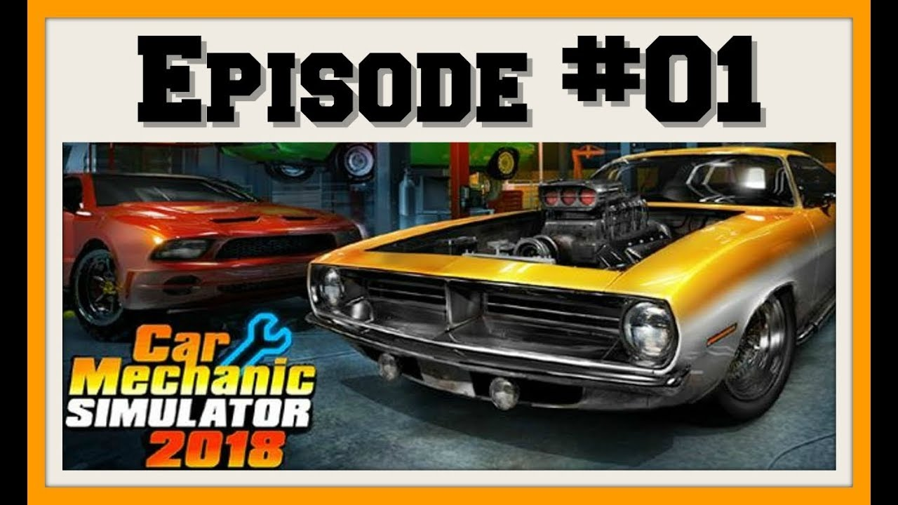 Car Mechanic Simulator Xbox One X Gameplay Episode 1 Starting