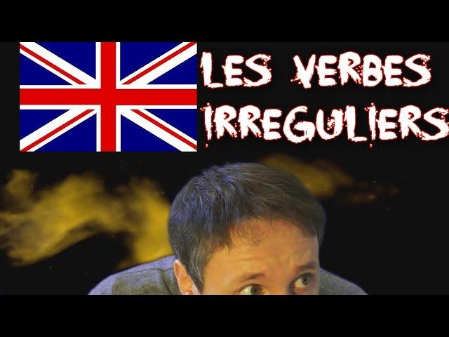 Apprendre l'anglais avec Huito: Les verbes irréguliers (partie1)