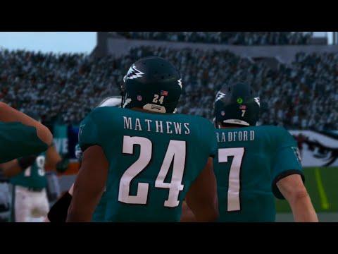 Madden NFL 17 Week 1 Cleveland Browns vs Philadelphia Eagles