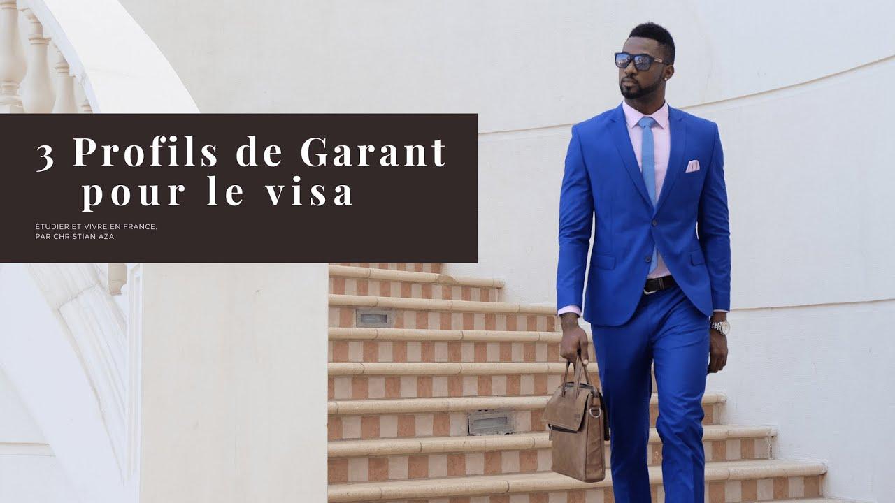 Download 3 Profils de Garant pour le Visa