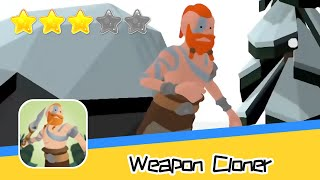 Weapon Cloner Walkthrough Single Weapon is Never Enough! Recommend index three stars