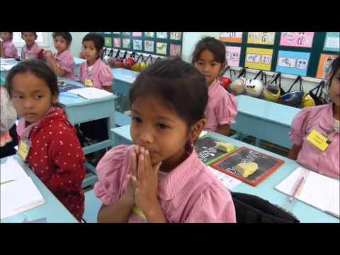 Globe Dreamers : Toutes à l'école (Phnom Penh - Cambodge)