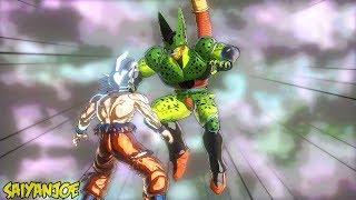 CELL ABSORBS ULTRA INSTINCT GOKU?! (Ultra Cell) | Dragon Ball Xenoverse 2