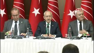 """Chp Lideri Kılıçdaroğlu: """"kürtçe Için Yasal Düzenleme Yapılmalı"""""""