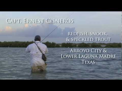 Ernest Cisneros Grass Flats - Redfish, Snook, & Speckled Trout - South Padre Island