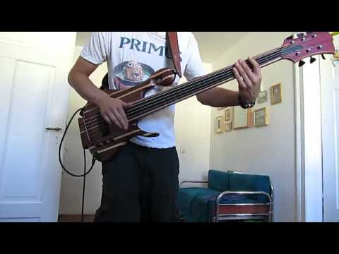Primus My Name is Mud, Bob (Bass Cover)