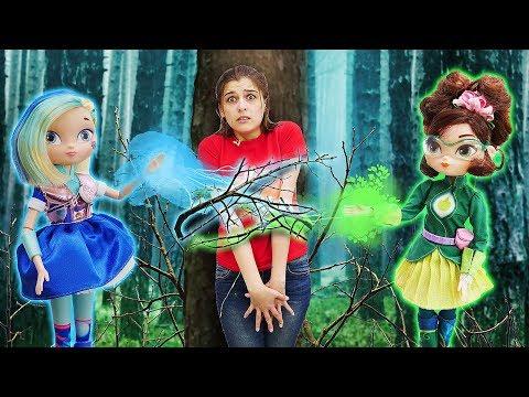 Сказочный патруль против пиратов! Классные куклы - новые приключения. Видео игры для девочек.