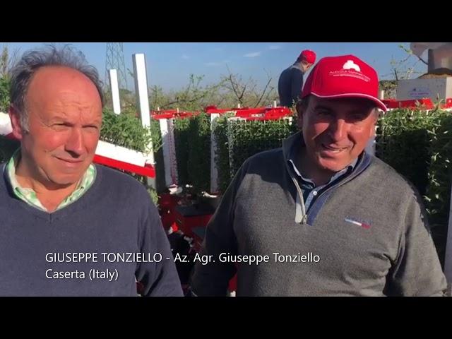 TESTIMONIAL CHECCHI & MAGLI - Giuseppe Tonziello - Az. Agr. G. Tonziello (ITALY)