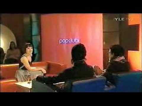 the rasmus 2006-04-26 interview PopKlubi  Part 2