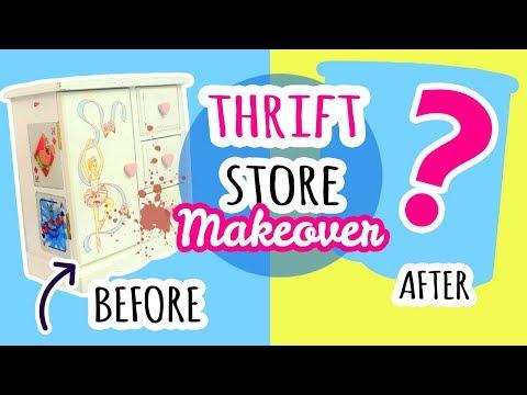 Thrift Store Makeover #2