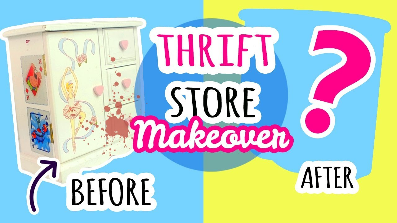 3f0917afb Thrift Store Makeover #2. Moriah Elizabeth