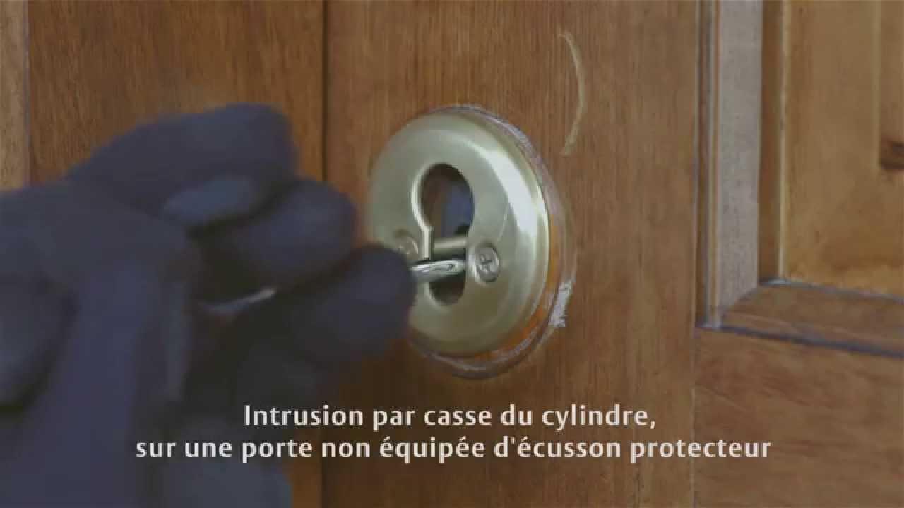 Cylindre De Sécurité T70 - Français - Protection Antieffraction Double