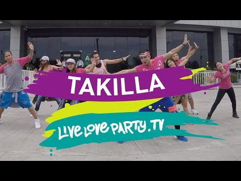 Takilla | Zumba® | Live Love Party | Dance Fitness