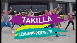 Takilla   Zumba®   Live Love Party   Dance Fitness