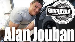 UFC Fighter Alan Jouban's CT Sounds Prius Car Stereo System