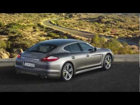 2012 Porsche Panamera Turbo S - Review