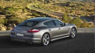 2012 Porsche Panamera Turbo S - Review