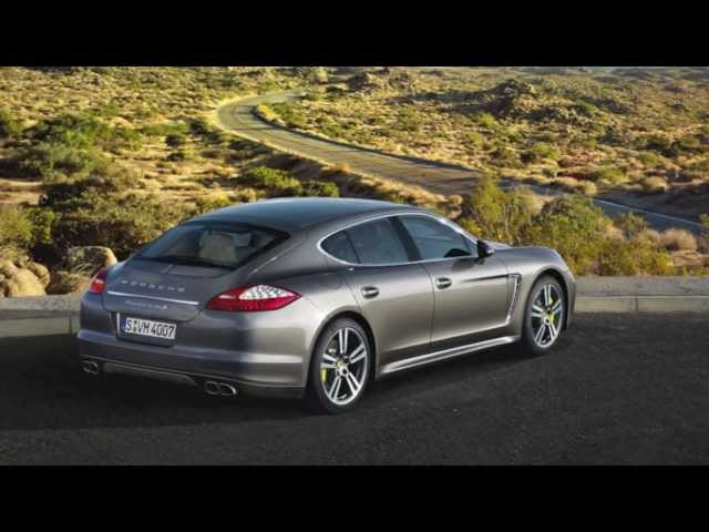 2017 Porsche Panamera Turbo S Review