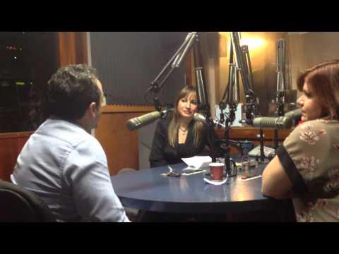 Entrevista sobre trasplantes de hígados en Puerto Rico.